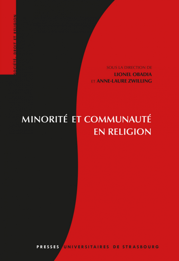 Minorité et communauté en religion (Minority and community in religion
