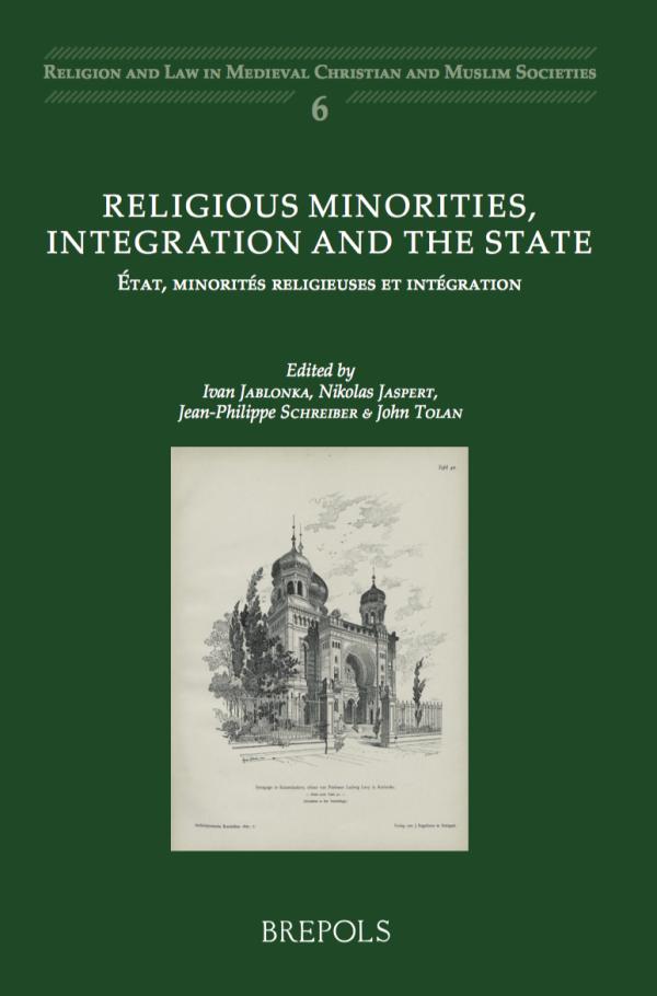 ÉTAT, MINORITÉS RELIGIEUSES ET INTÉGRATION