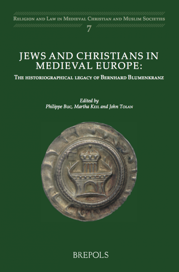 JEWS AND CHRISTIANS IN MEDIEVAL EUROPE